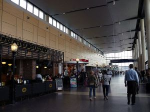Bradley Airport 2011